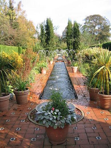 Alhambra Garden 2007