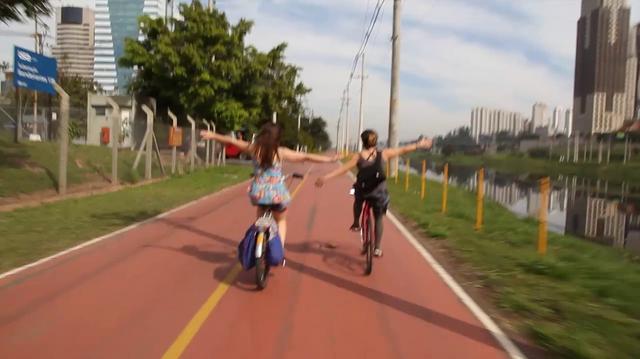 Sao Paulo Bikecapetas