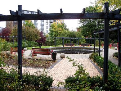 Brookmill Park, Lewisham, SE8