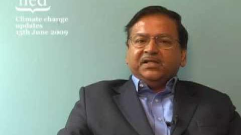 Dr. Saleem Huq's Climate Change Video Blog, June 2009