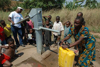 Water pump ACF