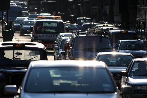 File:Marylebone Road Rush Hour.jpg