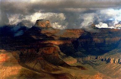 Grand Canyon, Arizona, 1996