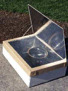 Minimum-Solar-Box-Cooker
