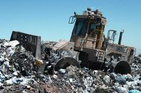 Landfill compactor1