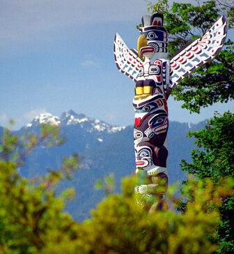 Vancouver B.C. - Stanley Park