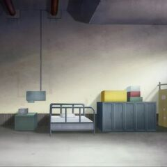 The Female / Girl's Dorm