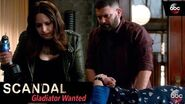 Exit Interview - SCANDAL Gladiator Wanted Episode 106