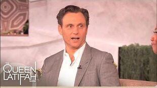 """Tony Goldwyn Talks Surprise Success of """"Scandal"""""""