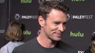 Scott Foley On 'Scandal' Celebrating 100 Episodes; The Huck Mystery
