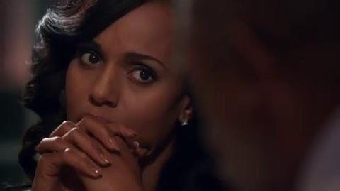 Olivia Becomes Skeptical of Papa Pope - Scandal