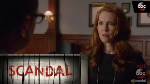 Abby Pleads For Cyrus - Scandal Sneak Peek