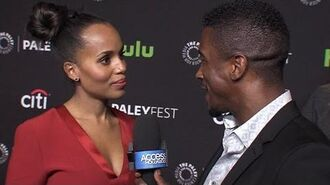 'Scandal' Kerry Washington On The Creative Ways They Hid Her Pregnancy On The Show