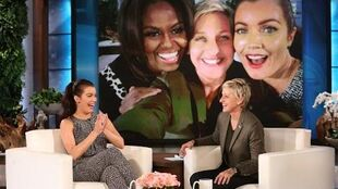 The First Lady of 'Scandal' on Meeting The First Lady