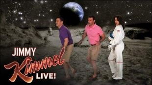 Jimmy's Scandal Dream with Scott Foley & Bellamy Young
