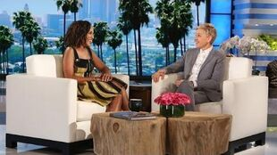 Kerry Washington and Ellen's Water Aerobics Date