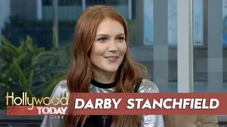 Is Huck Dead?! We Ask 'Scandal' Star Darby Stanchfield
