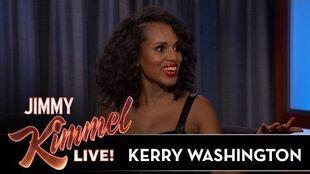 Kerry Washington on Her 40th Birthday