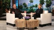 Scott Foley on Ellen's Design Show