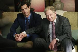 4x09 - Michael and Cyrus