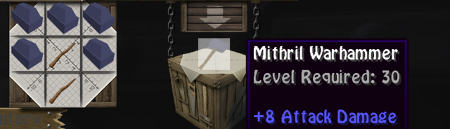 File:Mithril Warhammer.png