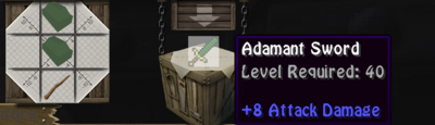 Addy sword
