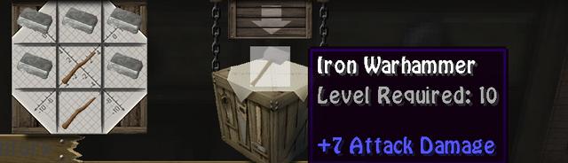 File:Iron Warhammer.png