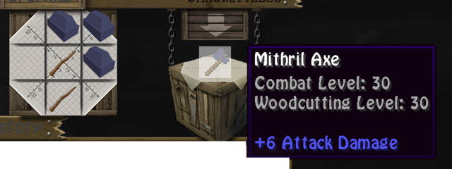 File:Mithril Axe.png
