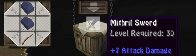 Mithril Sword