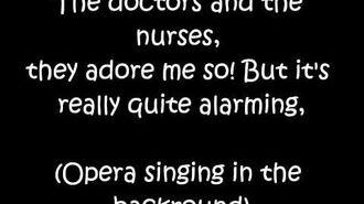 My Chemical Romance - Blood (Lyrics On Screen!)