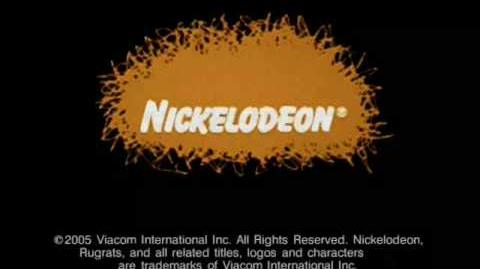 Klasky Csupo Robot Logo\Nickelodeon Haypile