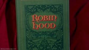 Robin hood title card