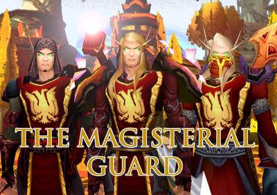 TheMagisterialGuard
