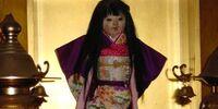 Okiku-Puppe