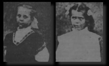 Die beiden Opfer Lena und Ina Stillinger