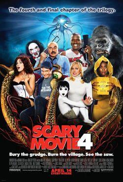 Scary movie four ver4