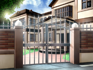 Yuuki House Outside