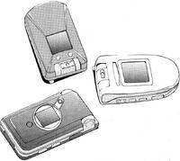 Cellphone manga