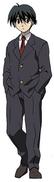 Male Sample Uniform(Makoto)