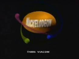 Nickelodeon oval ball logo