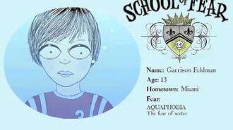 School of Fear by Gitty Daneshvari-0