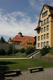 Picswiss BE-98-54 Biel Bienne- Gymnasium