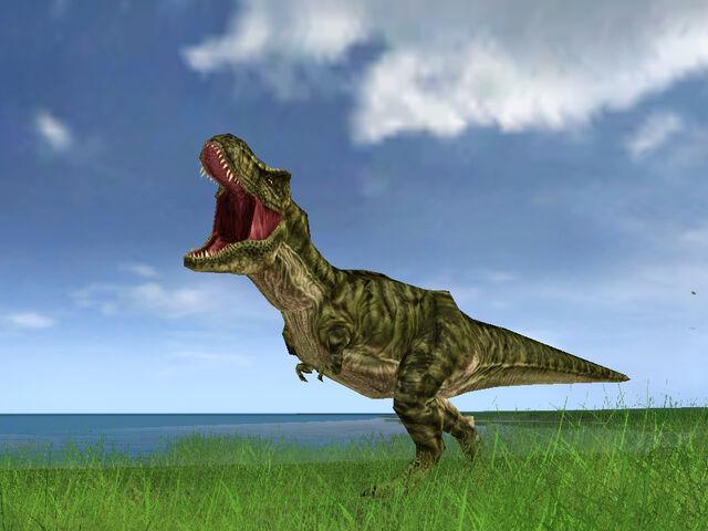File:Jurassic Park Operation Genesis Trex.jpg