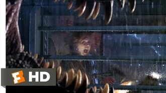 The Lost World Jurassic Park (2 10) Movie CLIP - Mommy's Very Angry (1997) HD