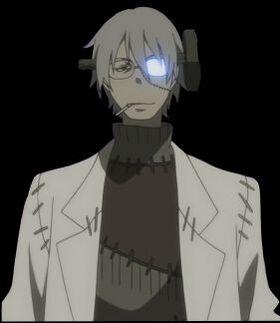 Professor Franken Stein (Anime)