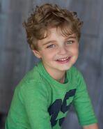 Leo Oak - Age 7-8
