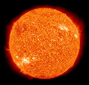 290px-The Sun by the Atmospheric Imaging Assembly of NASA's Solar Dynamics Observatory - 20100819