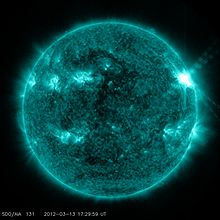 File:220px-Sunspots and Solar Flares.jpg