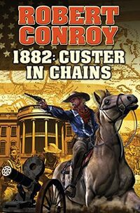 Custer in Chains Book Cover