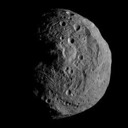 Vesta from Dawn, July 17